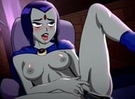 Raven Unleashed strip game