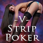 V Strip Poker