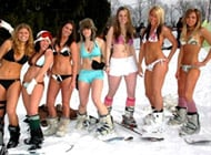Winter Ski Sex Vacation adult game