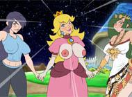 Super Smash Bros: Sexual Melee strip game